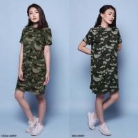 Army Dress, dress / army