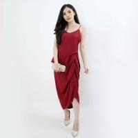 Premium Kemben Korea Polos Merah Cabe - Daftar Update Harga Terbaru ... 2804d79a5d