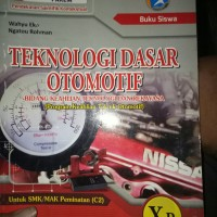 Harga teknologi dasar otomotif bidang keahlian teknologi dan | antitipu.com