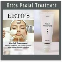 FACIAL TREATMENT 100 ML ERTO'S / ERTOS BPOM