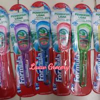 Formula Pembersih Lidah/Sikat Lidah Bebas Bau Mulut/Tongue Cleaner