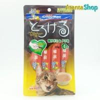 CattyMan - Chicken & Codfish Melt in Mouth usz1709 cemilan kucing