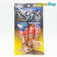 CattyMan - Tuna & Codfish Melt in Mouth usz1711 cemilan kucing
