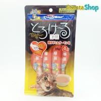 CattyMan - Chicken & Salmon Melt in Mouth usz1708 cemilan kucing