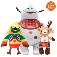 Asian Games 2018 Paket D (Printing Series)
