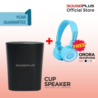 Soundplus - Cup + Orora White (Merdeka Bundle)
