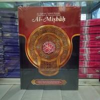 Alquran Tajwid Al-Misbah A4 besar Al-Quran Almisbah Terjemah dan Latin