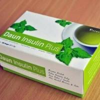 yakon daun teh insulin original herbal diabetes ampuh