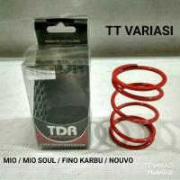 Per cvt Mio/Mio soul/Fino Karbu/Nouvo 2000 rpm TDR racing
