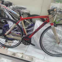 sepeda road bike strattos s2 polygon