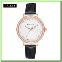 Jam tangan Gaiety Watch Stainless Steel Case Casual kualitas impor