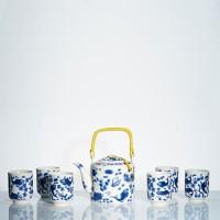 Tea Set Jepang Capodimonte