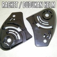 Rachet Helm for INK Centro/KYT Galaxy/KYT DJmaru khusus merk CLEAR