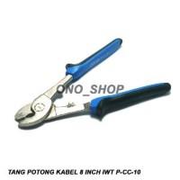 Harga promo tang potong kabel 8 inch iwt p cc 10 | Pembandingharga.com