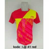 Baju Badminton Bulutangkis Lining LIZ 41