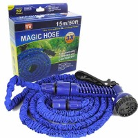 Semprot Selang air elastis ( Magic Hose ) 15 Meter