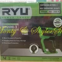 Heat Gun Hot Gun Tekiro Ryu RHG 600-3 250-2000 Watt RHG600-3