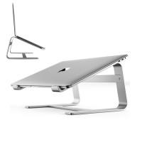 Aluminum Laptop Stand Design for MacBook Laptops Heighten Holder Noteb