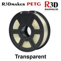 R3Dmaker Filamen 3D Printer Filament PETG Transparant 1.75mm 1.0 kg