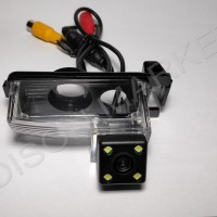 Moving Guide Line Rear Camera - Kamera Mundur Nissan Grand Livina