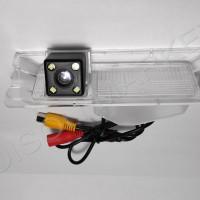Moving Guide Line Rear Camera - Kamera Mundur Nissan March