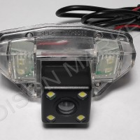 Moving Guide Line Rear Camera - Kamera Mundur Honda HRV Jazz CRV