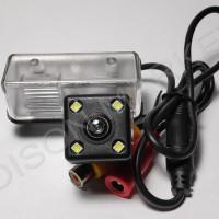 Moving Guide Line Rear Camera - All New Innova Reborn - All New Yaris