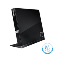 Bluray Writer ASUS SBW-06D2X-U External with Bluray MDISC Support