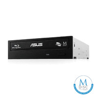 Bluray Writer ASUS BW-16D1HT BLACK Internal with M-DISC Support
