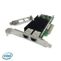 Lan Card Intel X540-T2 dual port 10GBps PCI-e x8 network adapter