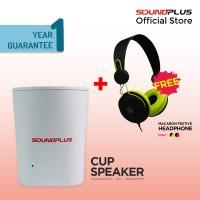 Soundplus - Cup + Macaron Festive (Festive Bundle)