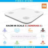 Xiaomi Mi Smart Scale 2 LED Display - Timbangan Badan Digital Xiaomi