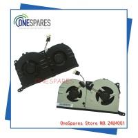 Original Laptop Lenovo Ideapad Y700 Y51 Y700-15 Series CPU Cooler Doub