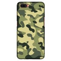Harga army camouflage 1 casing custom oppo a3s full print | Pembandingharga.com