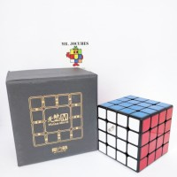 Jual Rubik 4x4 Qiyi Wuque Mini M Magnetic Black