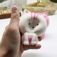 New Produk Squishy Kucing Lucu Mainan Anak Murah