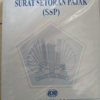 Surat setoran pajak (ssp) 5 rangkap