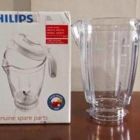 New And Good Item Gelas Blender Philips Hr 211520612071