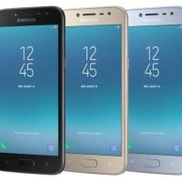 Handphone Samsung J2 Pro Ram 2Gb Memori 32Gb - Emas Promo Handphone