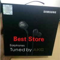 Headset Earphone Hansfree Samsung Galaxy S9 S9 Plus BY AKG O BChea150