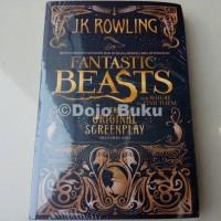 Harry Potter: Fantastic Beasts Original Screenplay JK Rowling Bhs Ind