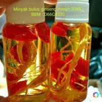 Best Seller Minyak Bulus Ginseng Merah (30Ml) Kualitas Lebih Bagus