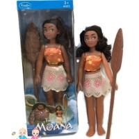 Boneka Barbie Moana