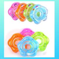 Pelampung Bayi / Neck Ring Baby Collar - Orange