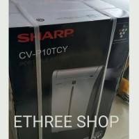FLASH SALE AC PORTABLE SHARP 1 PK PLASMACLUSTER CV-P10TCY MURAH