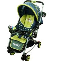 Harga stroller pliko retro kereta dorong bayi perlengkapan | antitipu.com