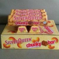 Coklat Silverqueen Chunkybar 36gr / Murah