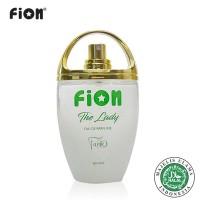 Jual FION Eau De Parfum 60 ML Fragrance Minyak Wangi Halal LADY FAME Putih Murah