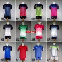 Jual Baju Kaos Olahraga Bola Jersey Setelan Futsal Harga Termurah Murah