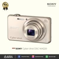 [NEW] SONY Cyber-shot DSC-WX220 - Gudang Kamera Malang
